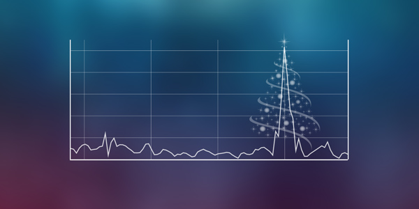 Holiday Season: Huge Downloads Spikes Expected!