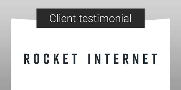ASO Client Testimonial: Ekaterina from Rocket Internet