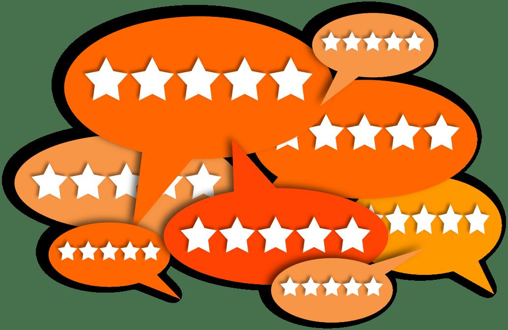 App Ratings & Reviews
