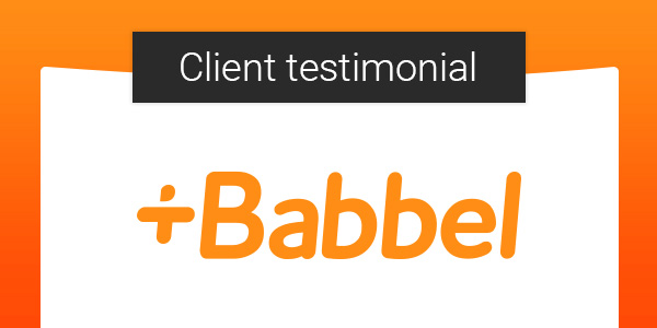 ASO Client Testimonial: Agata from Babbel