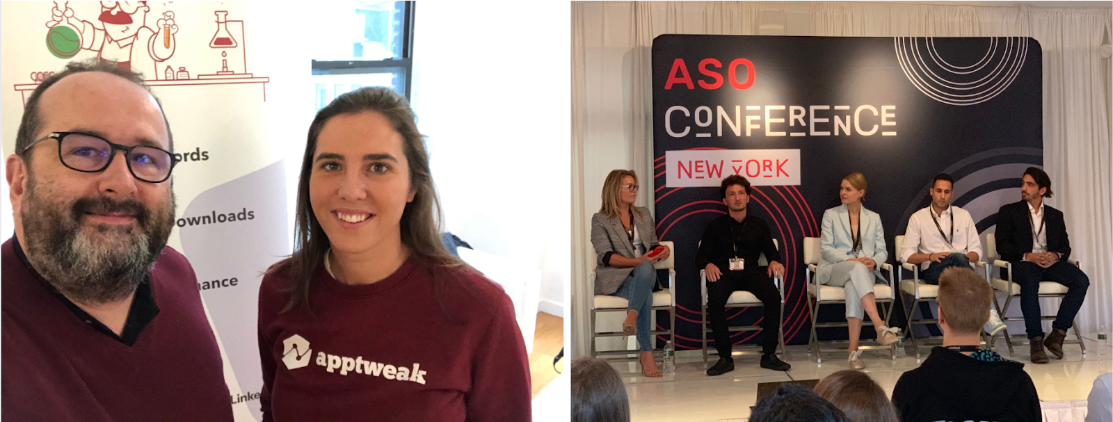 AppTweak at the ASO Conference in New York
