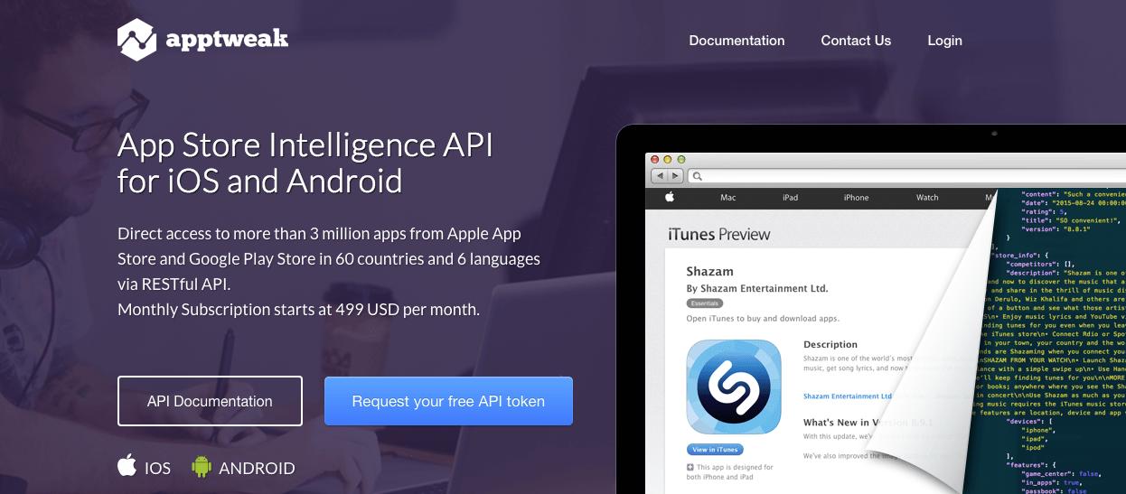 AppTweak API