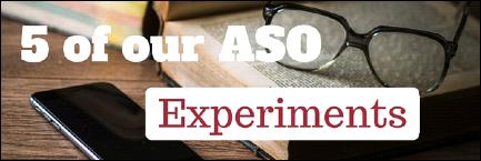 aso-experiments