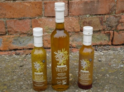 Mellow Yellow Cold Pressed Rapeseed Oil