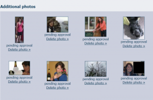 What Should I Put in My additional photos?