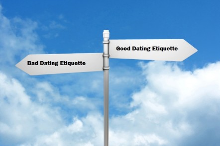 Dating Website Etiquette