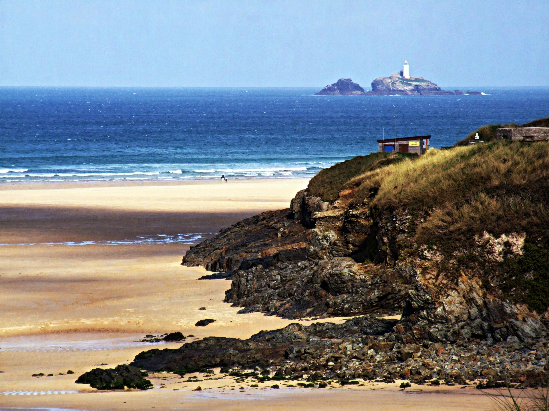 Get Yourself Out There – Ten Best Remote British Beaches