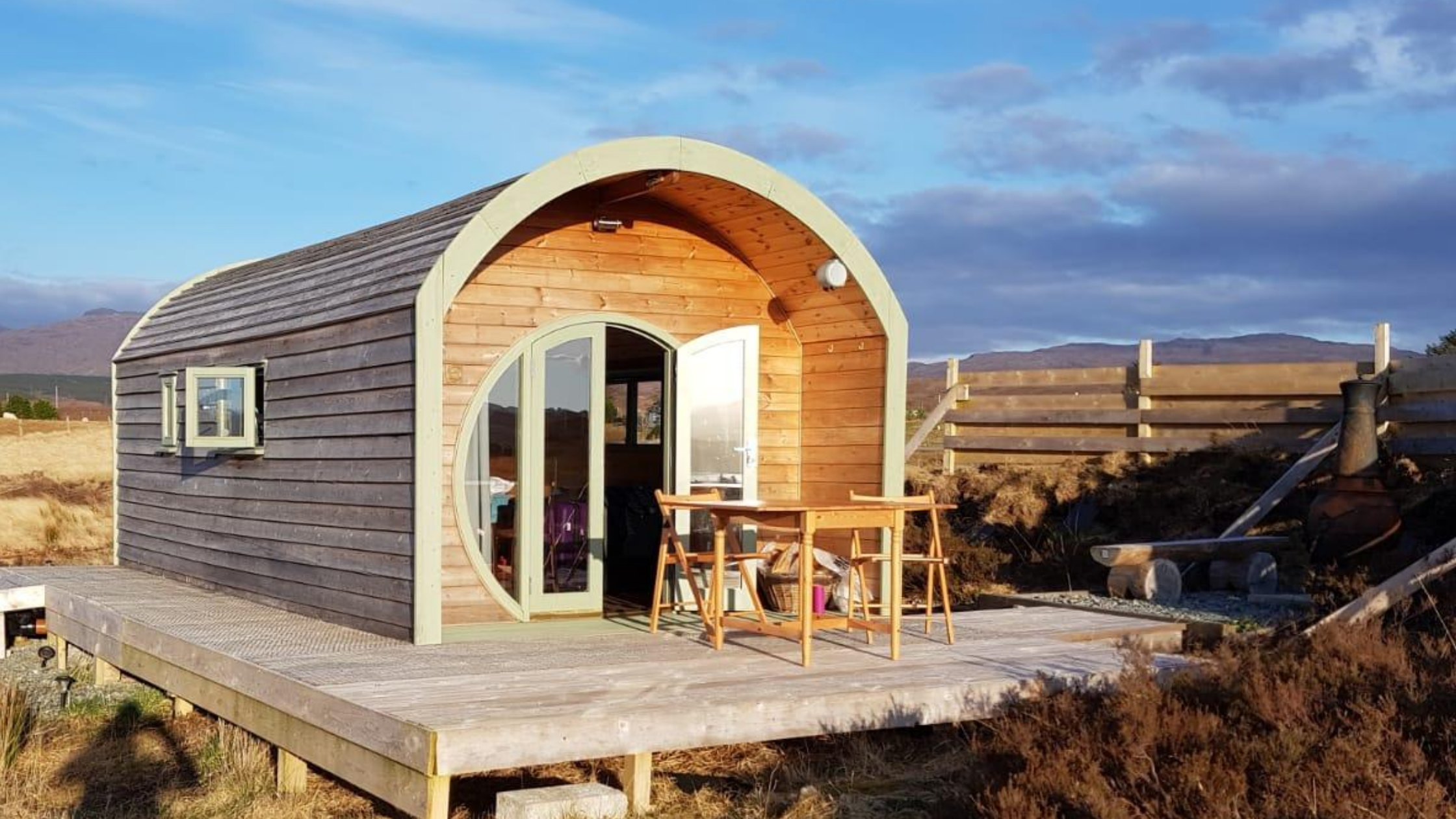 Unusual & Romantic Countryside Retreats For Your October Staycation