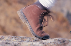 Use Your Old Boots to Protect the Countryside