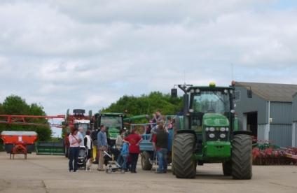 Open Farm Sunday Photos