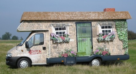 The Muddy Motorhome Is For Sale