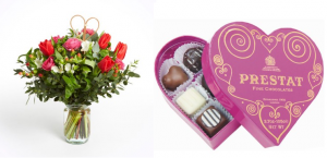 Win Great British Flowers & Chocolates