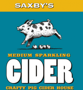 Win a Case of Saxby's Cider