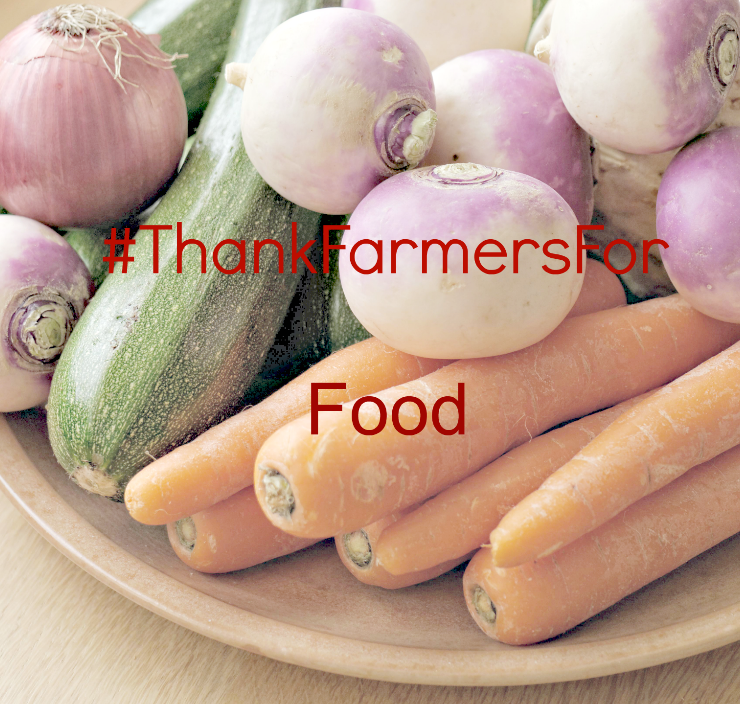 What Would You Like to Thank Farmers For?