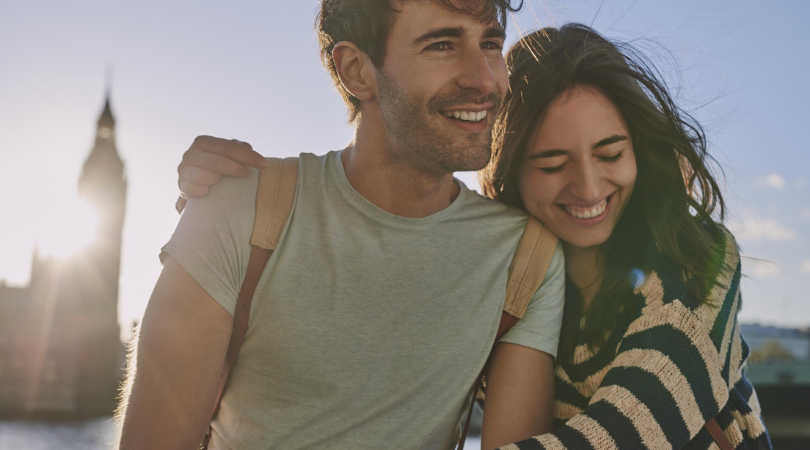 London's online daters discover a liking for hiking