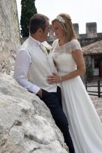 Hazel and Nick wedding