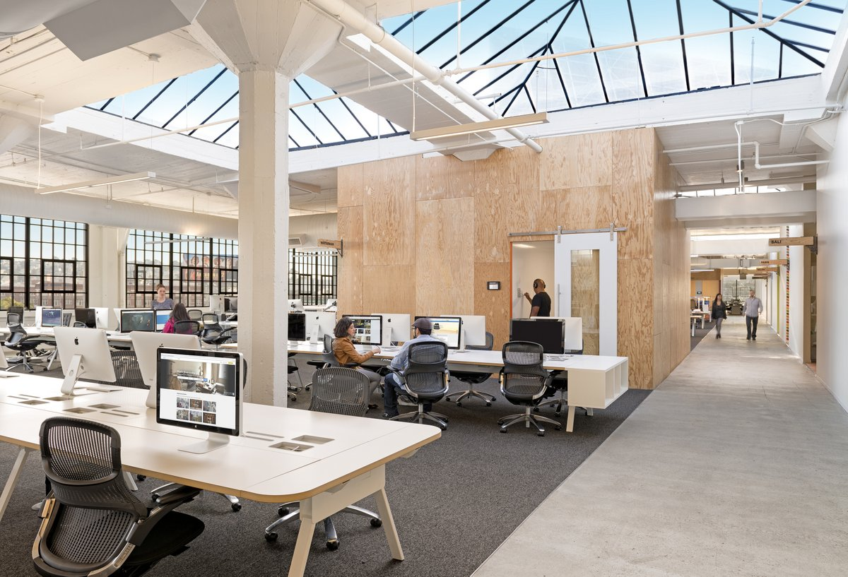 11 coolest startup and tech offices in the world kickresume for Office images