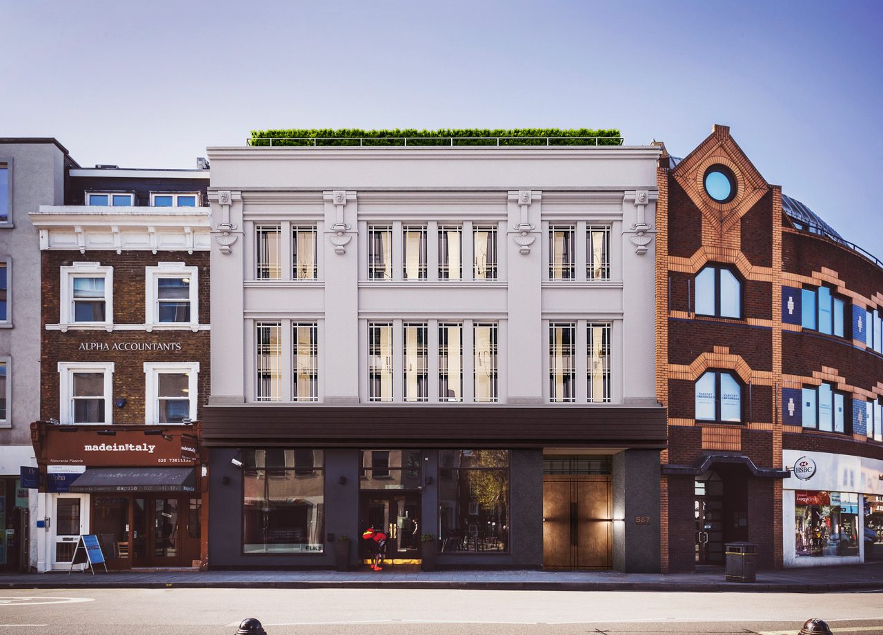 Development opportunity in Central London: 5 reasons to invest in mixed-use building in Hammersmith & Fulham