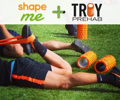 Sconto ShapeMe Troy Prehab