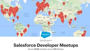 salesforce-meetups