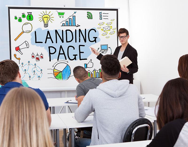 Kick Ass Landing Pages
