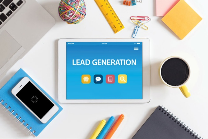Lead generation forms that really work