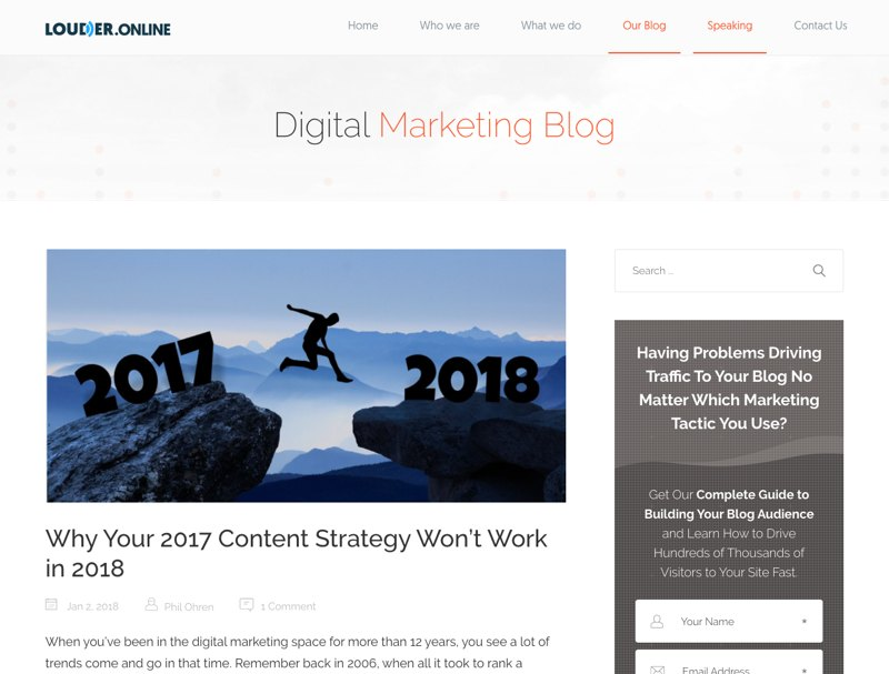 The Best 50 B2B Marketing Agency Blogs for Inspiring and
