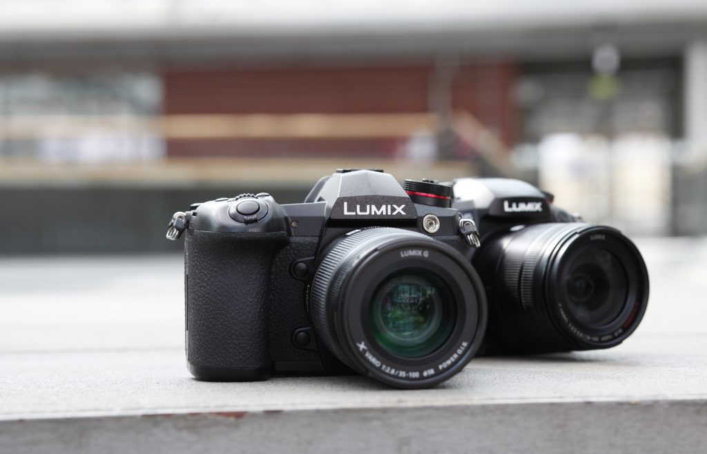 Panasonic LUMIX G9 und GH5