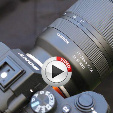 Praxis-Check: Das neue Tamron 17-28 mm F/2.8 Di III RXD für Sony E-Mount