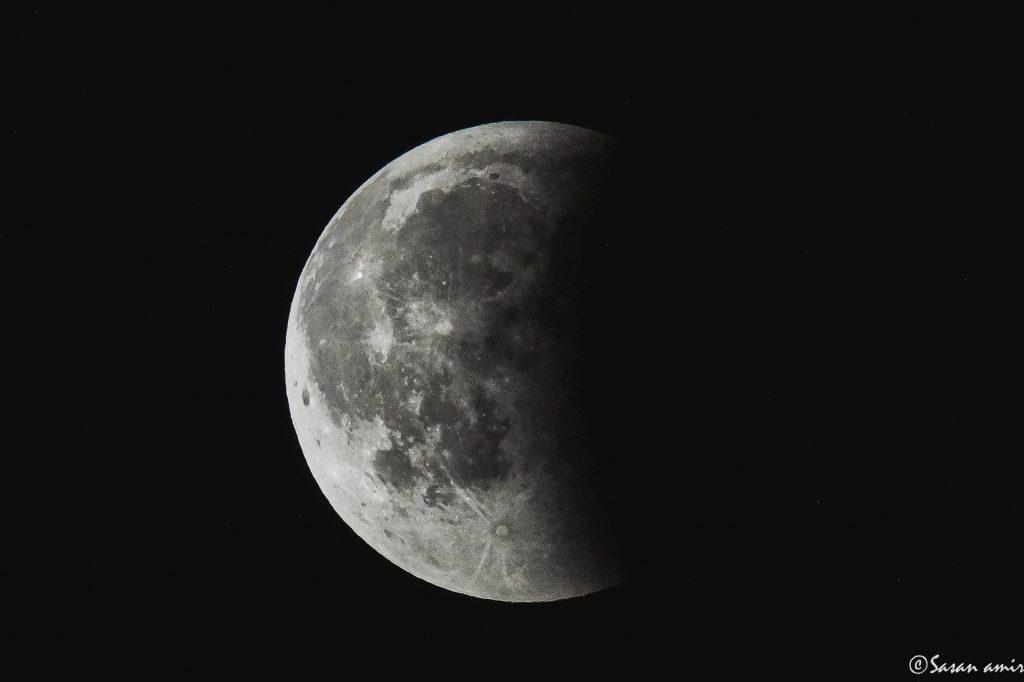 Astrofotografie und der Mond