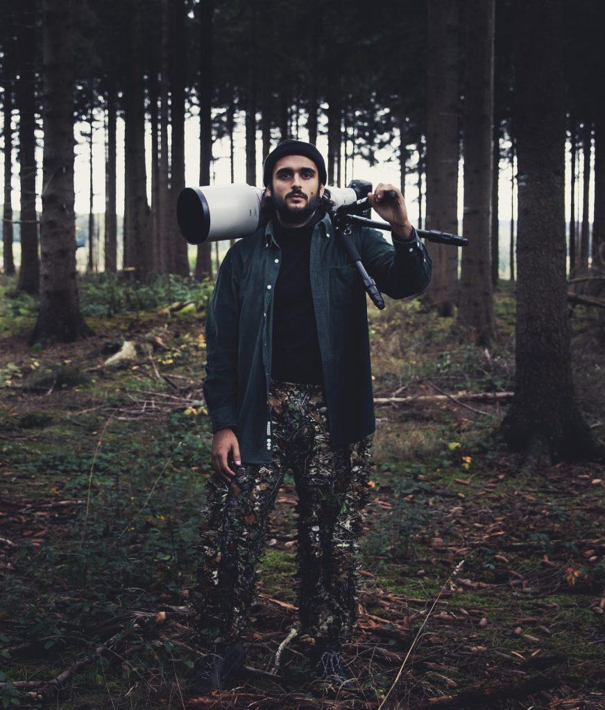 Wildlifefotograf Alessandro Sgro aus Düsseldorf