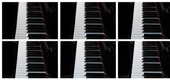 Blende und Tiefenschärfe Klavier - Calumet Magazin