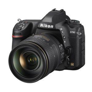 Nikon D780 Frontansicht