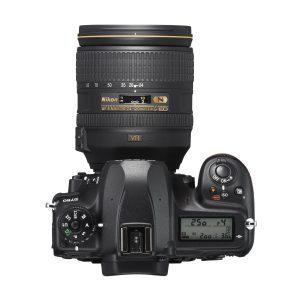 Nikon D780 von oben