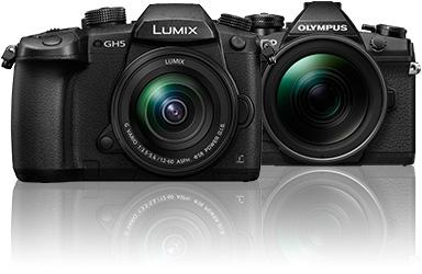 Kaufberatung Systemkameras MFT