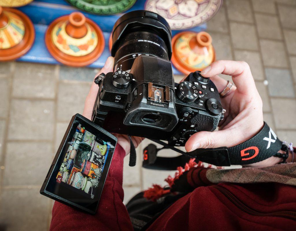 Panasonic LUMIXG91 Lifestylebild