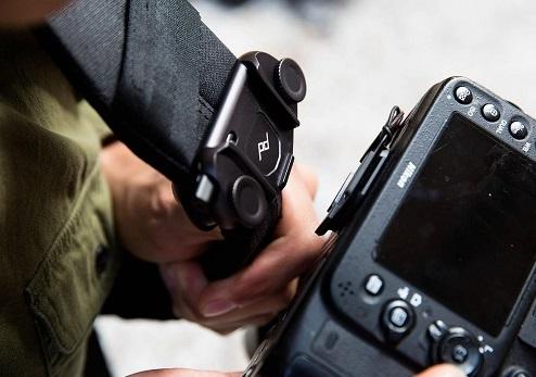 Kamera Transport-Clip