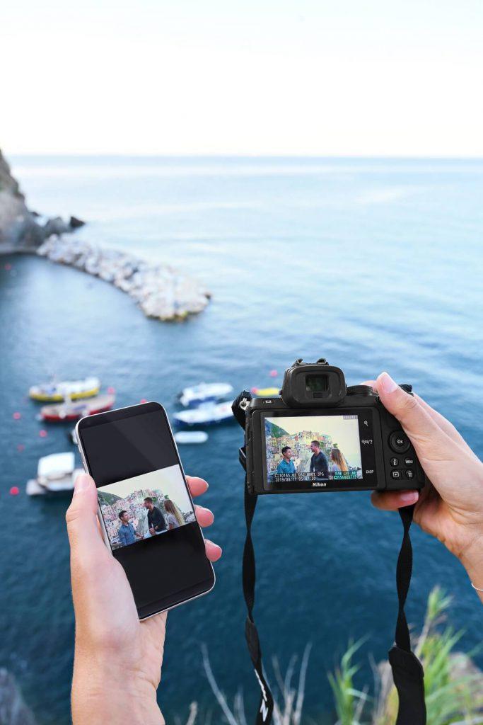 Nikon SnapBridge - Fotos einfach Synchronisieren