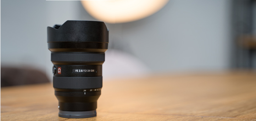 Sony 12-24 mm F2.8 G-Master Ultraweitwinkelobjektiv