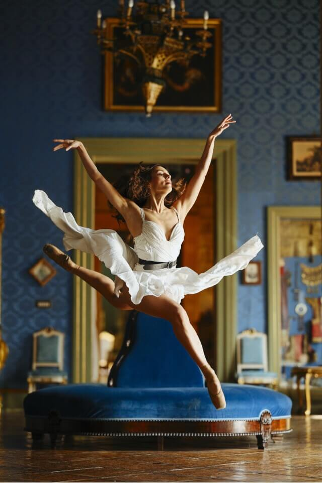 Testfoto Canon R6 - Ballett