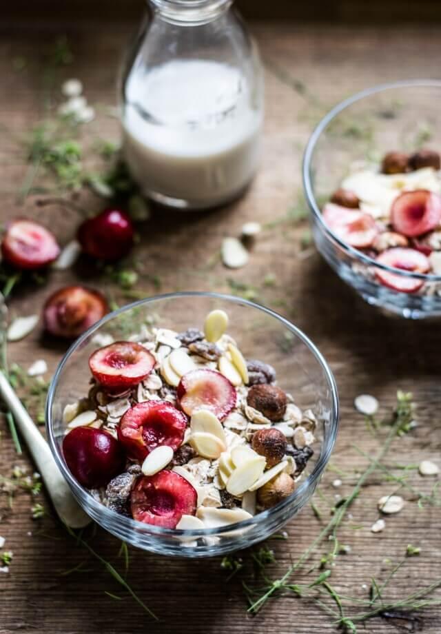 Food-Fotografie Monika Grabkowska - Müsli