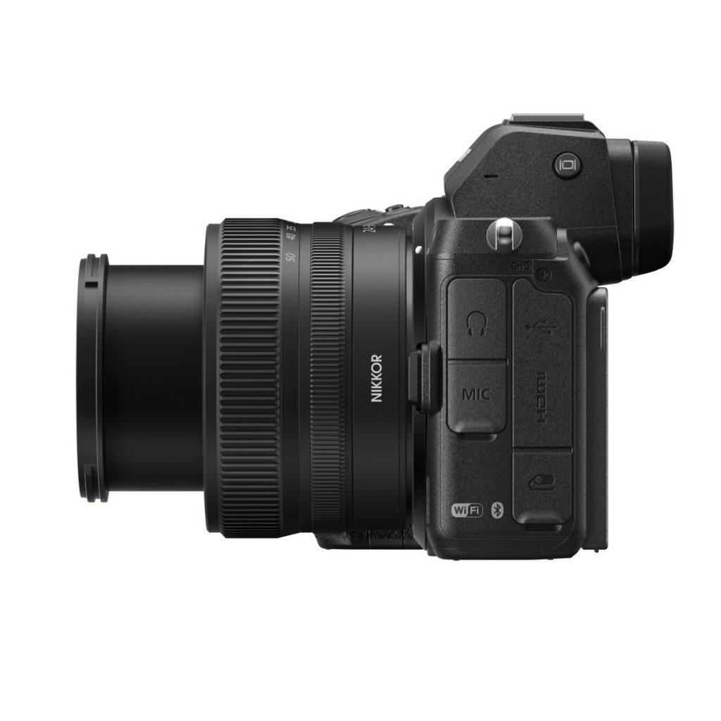Nikon Z5 Seitenansicht