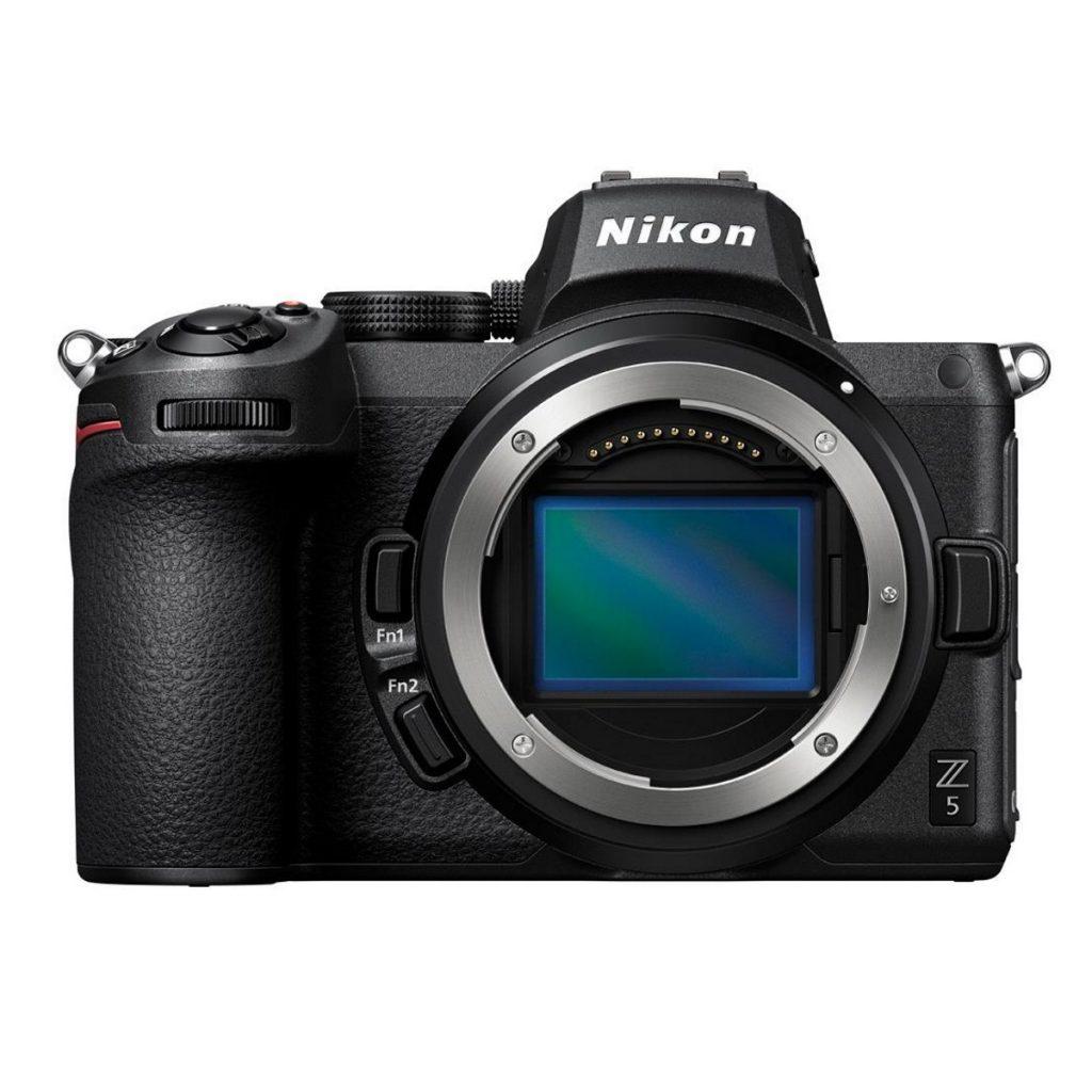 Nikon Z5 Sensor