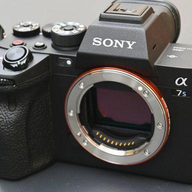 Sony Alpha 7S III Sensor