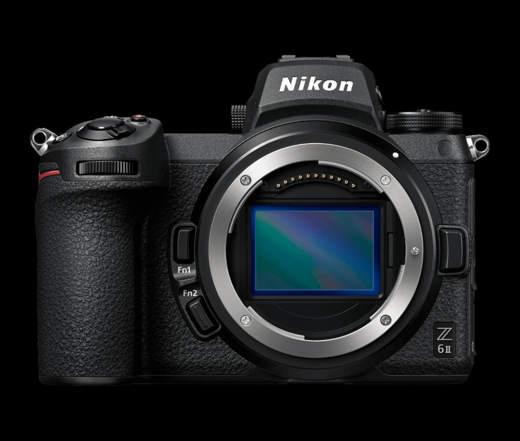 Nikon Z6 II Sensor