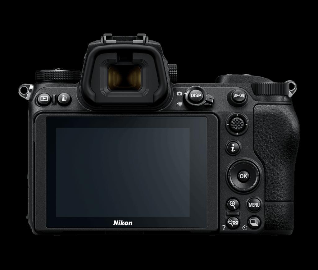 Nikon Z6 II Rückansicht