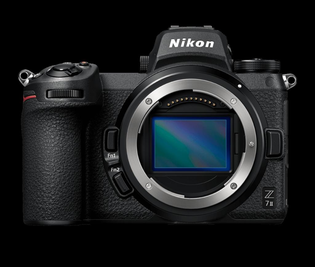 Nikon Z7 II - Sensor