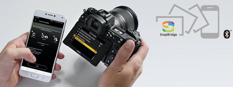 Nikon Z6 II - Snapbridge