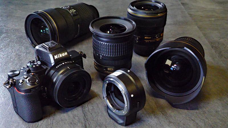Systemkamera Ausrüstung