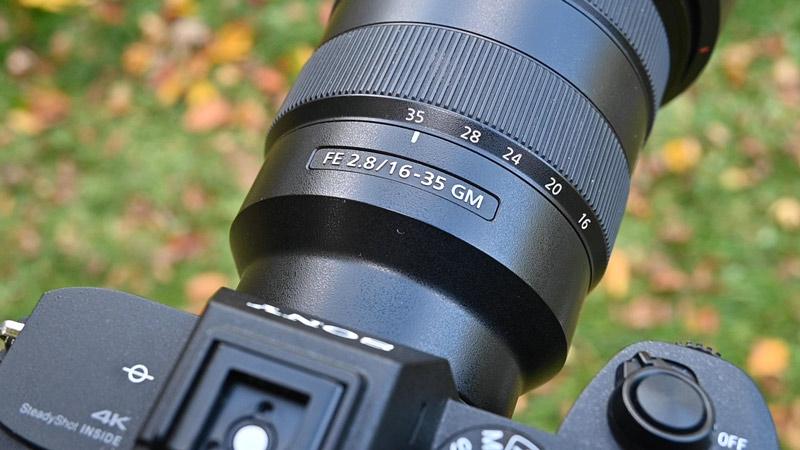 Sony 16-35mm F2.8 G-Master